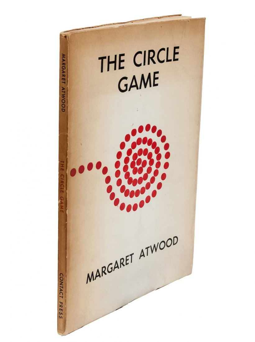 Margaret Atwood The Circle Game 1st Edition