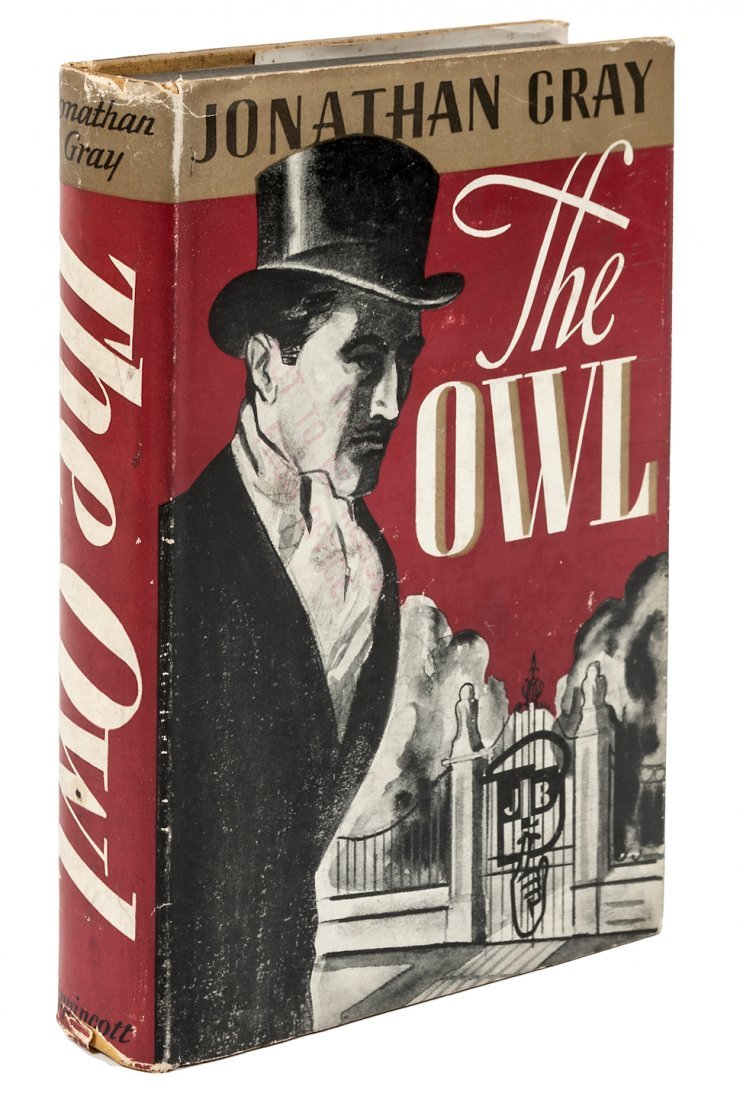 The Owl, golf mystery published under Herbert Adams