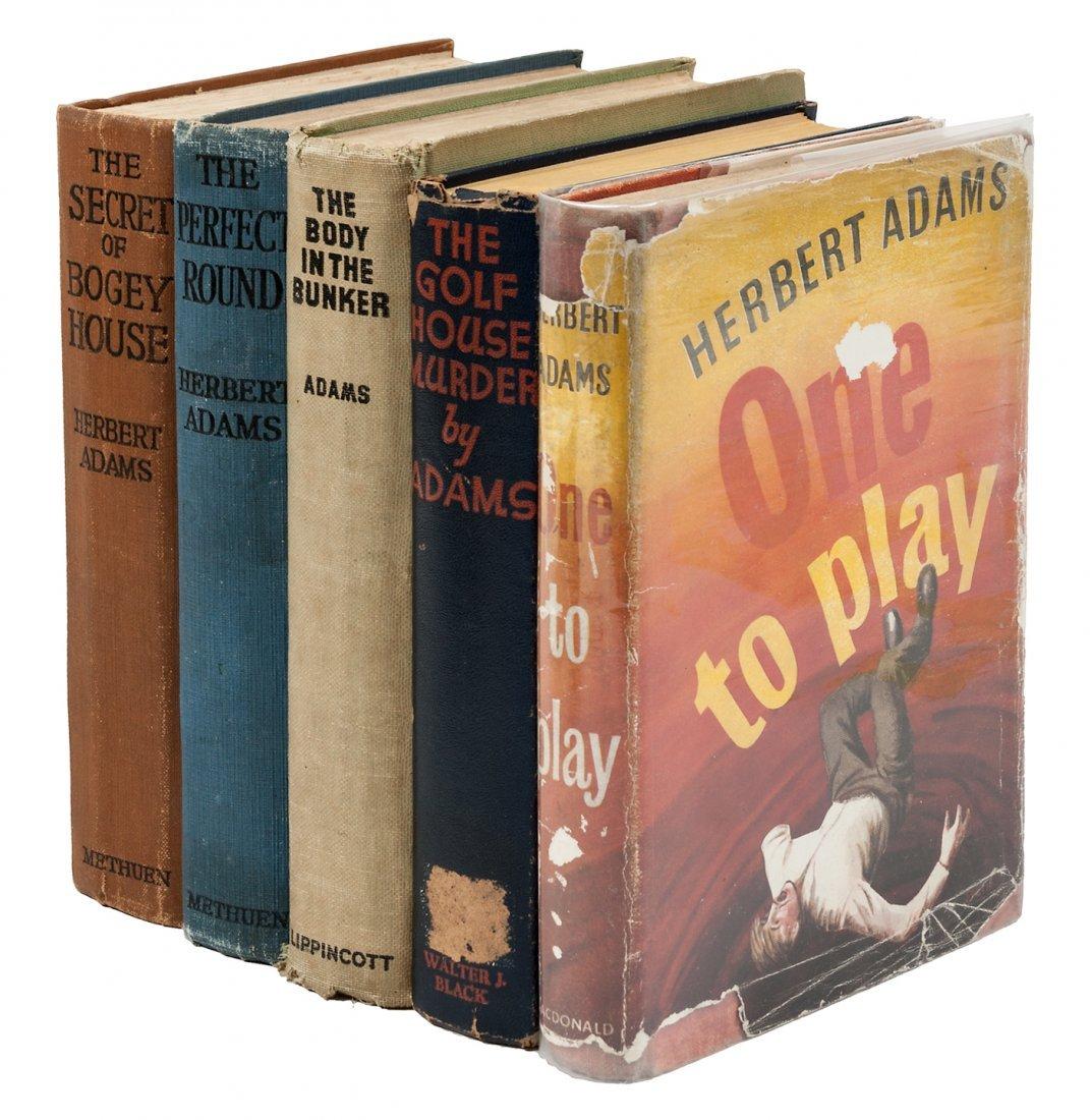 5 Herbert Adams golf mysteries