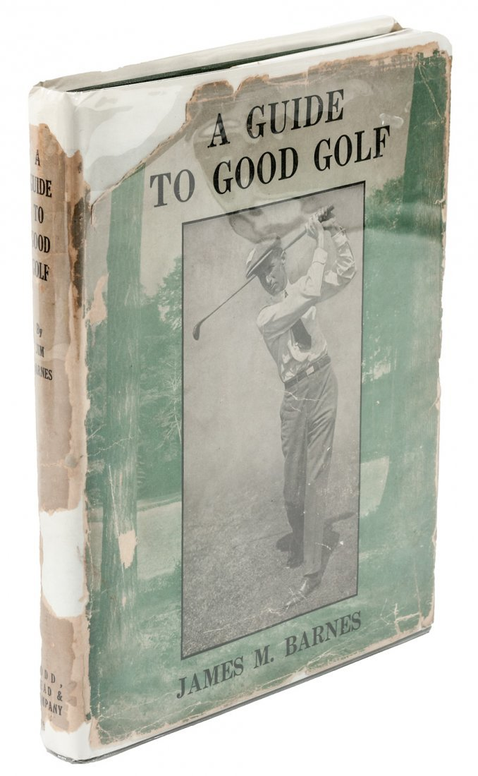 James Barnes Guide to Good Golf