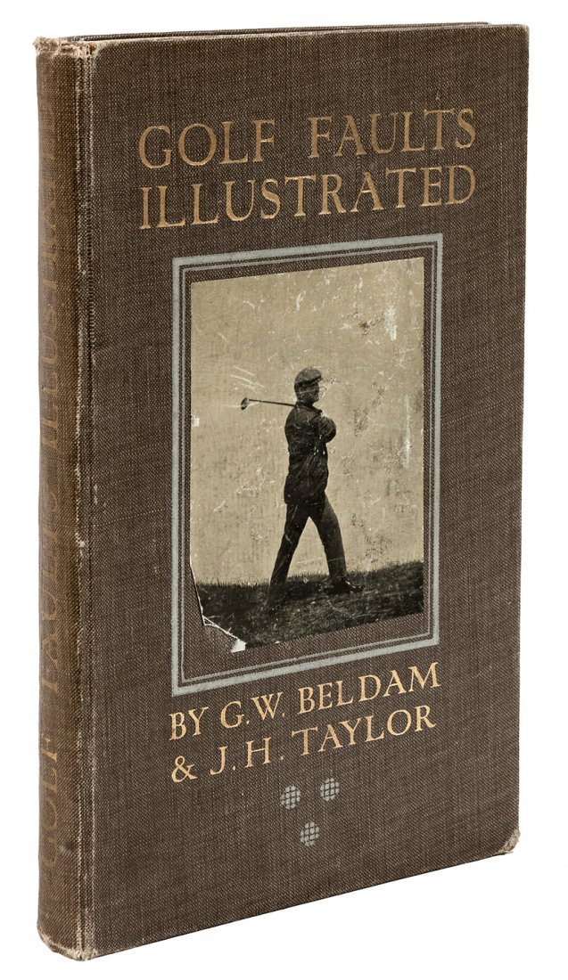 Golf Faults Illustrated First Edition
