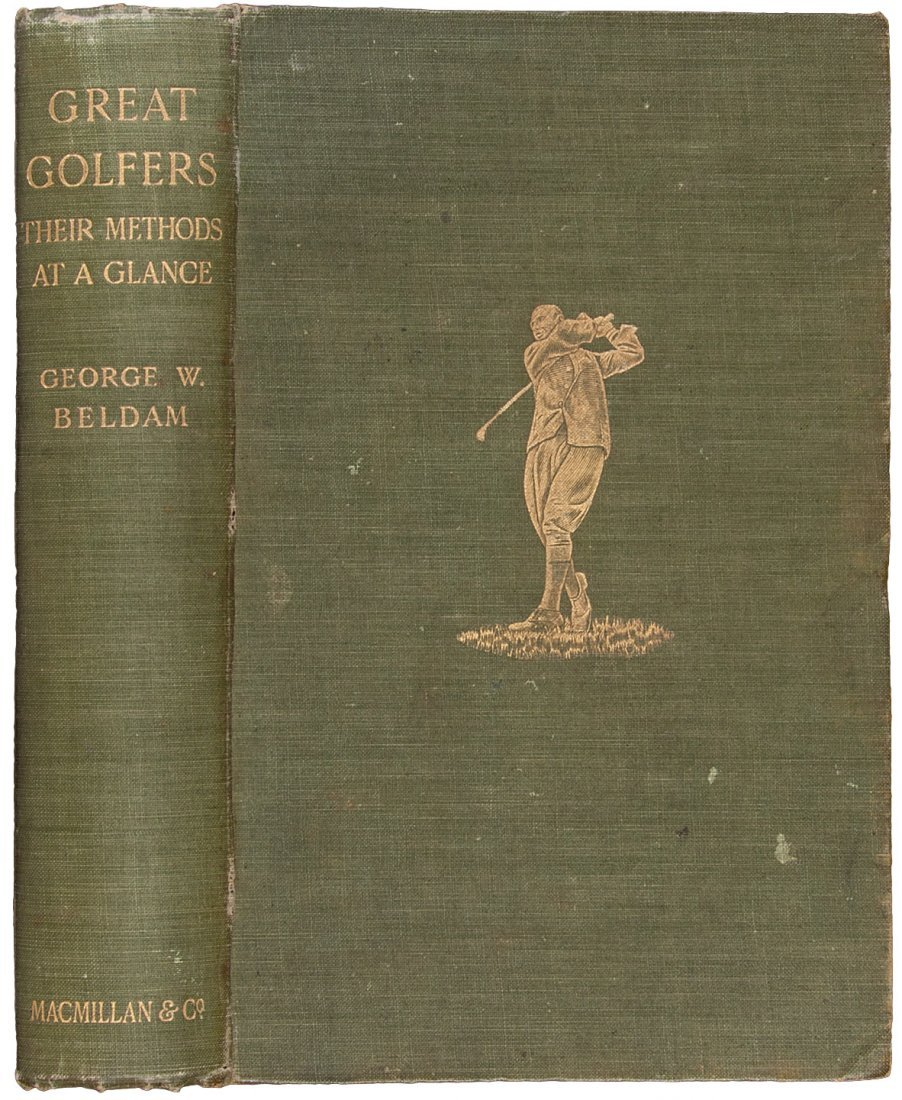 George Beldam Great Golfers First Edition