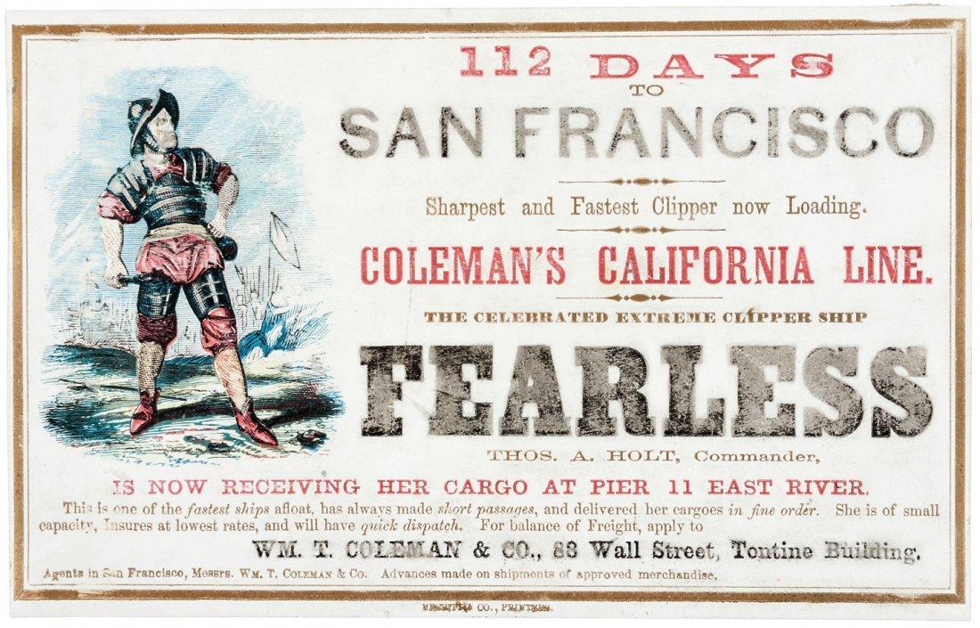 Clipper Card for Fearless by Nesbitt