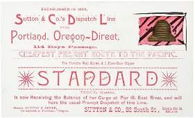 Cliiper Card NY to Portland, Oregon