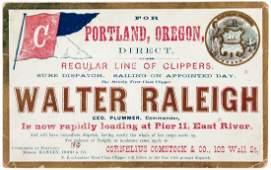 Rare Cipper Card to Portland, Oregon