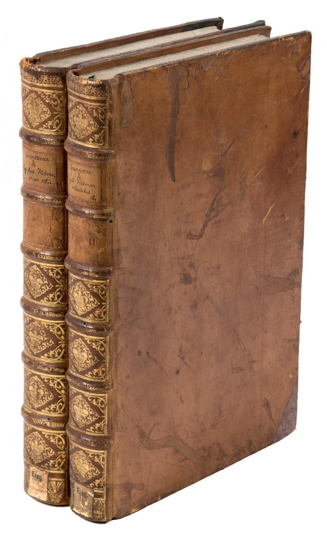 Early work on comparative religion, 1732