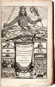 First edition of Hobbes' Leviathan 1651
