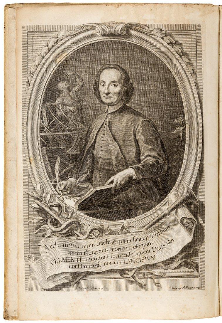 De Motu Cordis et Aneurysmatibus 1728 - 6