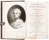 Signficant editon of Newtons Principia in English
