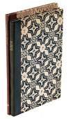 2 illustrated volumes from Golden Cockerel Press