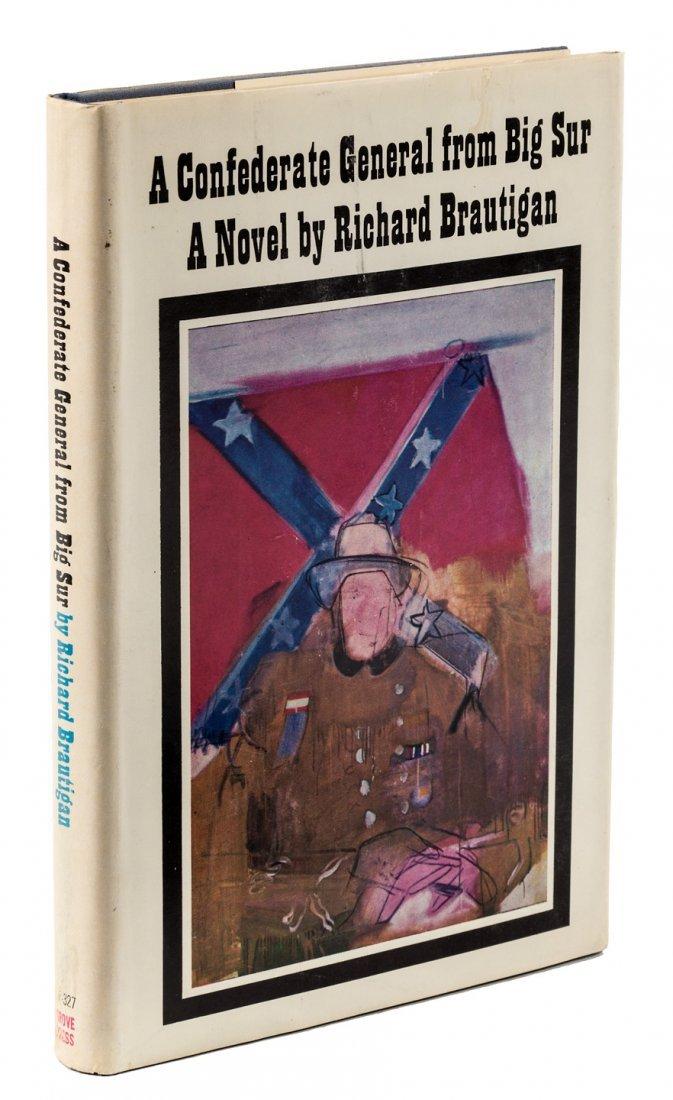 Richard Brautigan A Confederate General from Big Sur
