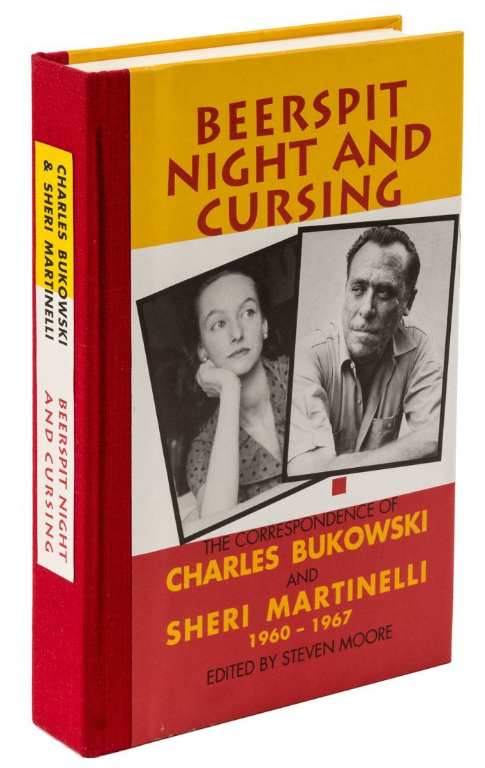 Beerspit Night and Cursing by Bukowski