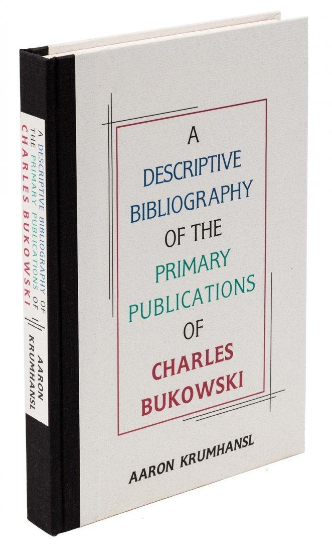 Krumhansl bibliography of Charles Bukowski