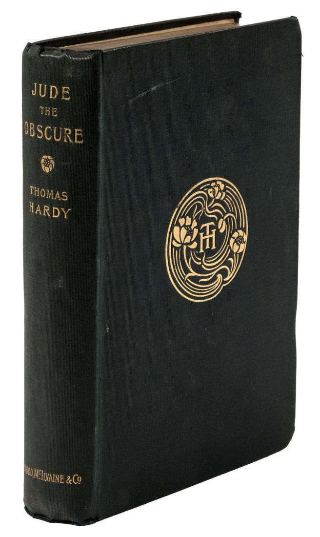 Thomas Hardy Jude the Obscure 1st Edition