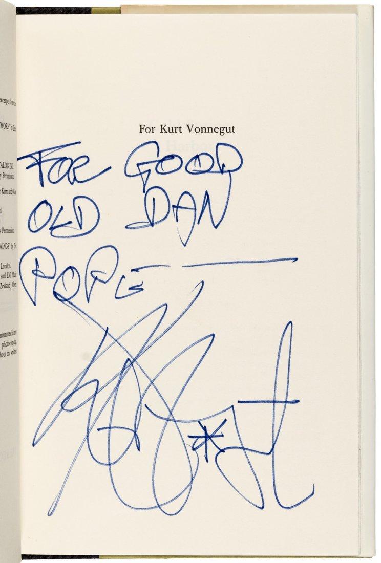 Richard Yates Cold Spring Harbor signed by Yates &