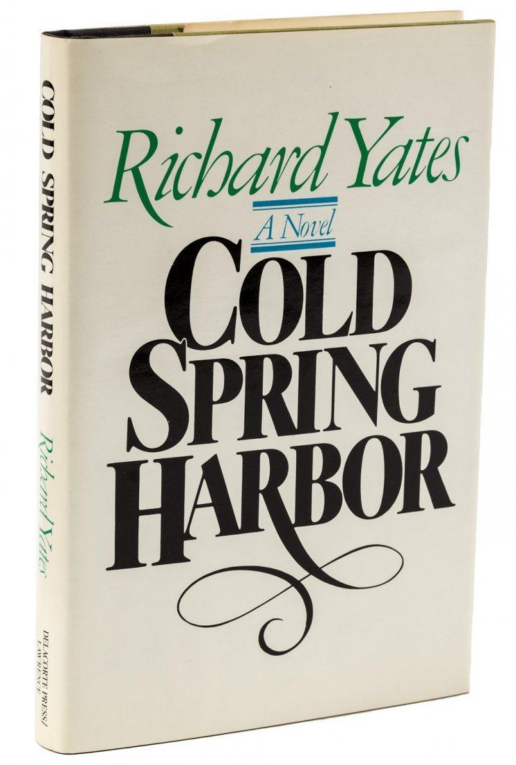 Richard Yates Cold Spring Harbor signed by Yates & - 4