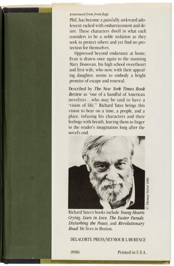 Richard Yates Cold Spring Harbor signed by Yates & - 6
