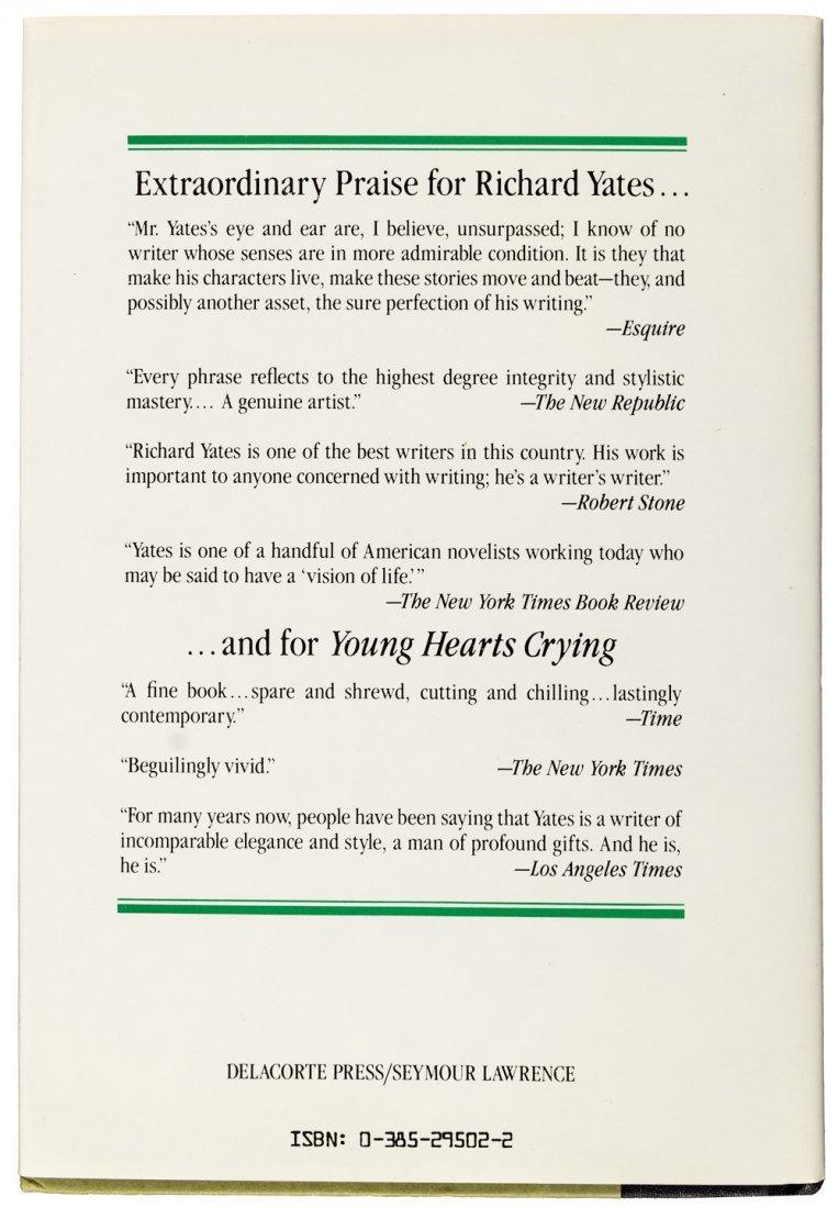 Richard Yates Cold Spring Harbor signed by Yates & - 7