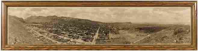 Panorama of Honolulu c.1920
