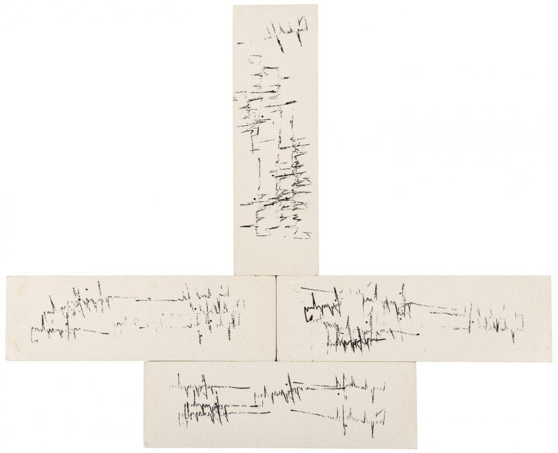 Blotting paper used by Lyndon Baines Johnson