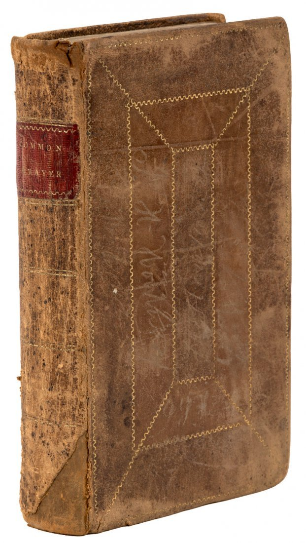 Early American Book of Common Prayer Hudson NY 1814