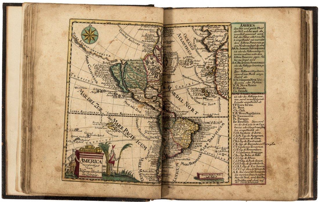 Schreiber's Atlas 1749