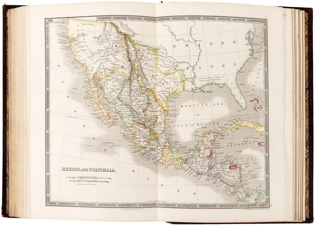 Teesdale Atlas 1844