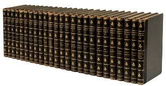 Scott's Waverley Novels in 25 volumes