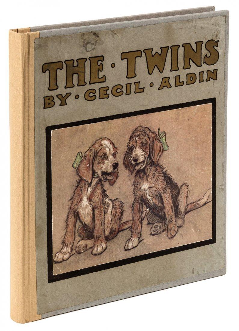 Cecil Aldin The Twins Hodder & Stoughton c1910