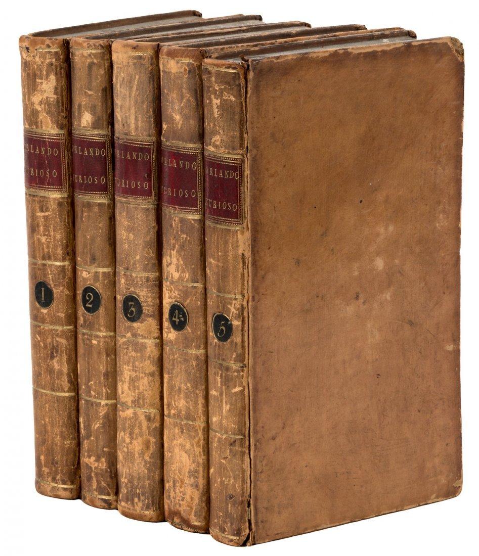 Orlando Furioso Translated by John Hoole 1799