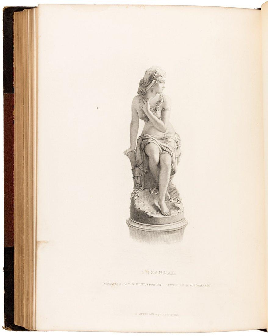 Art Journal 1875 Vol. 1 engravings complete