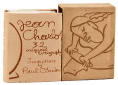 Jean Charlots Picture Book miniature book 1 of 300