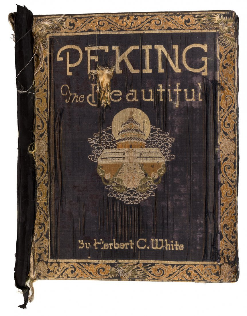 Peking The Beautiful by Herbert White - 4