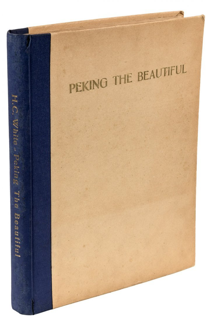 Peking The Beautiful by Herbert White - 5