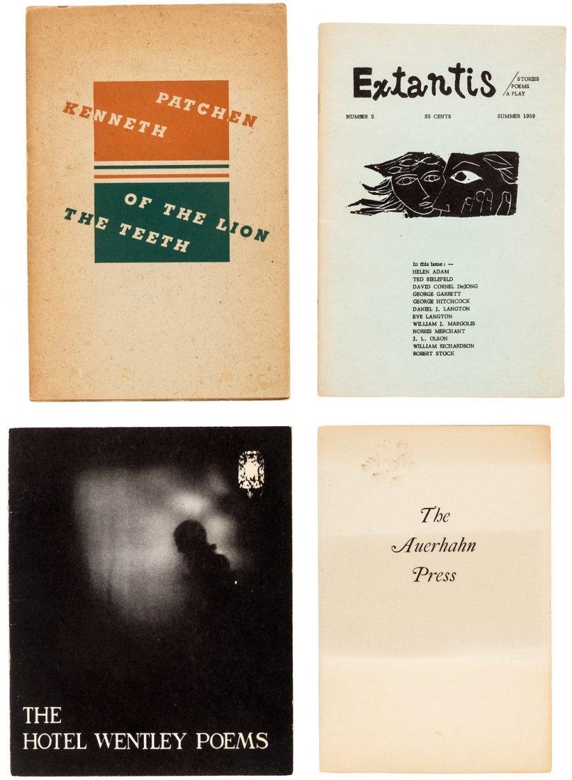 8 volumes of Beat literature