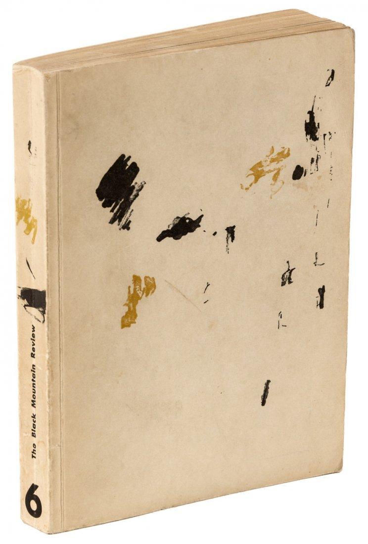 Black Mountain Review #6, 1956 Lit anthology