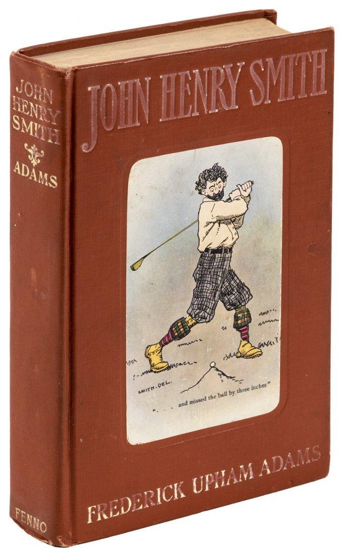John Henry Smith by F.U. Adams reprint edition