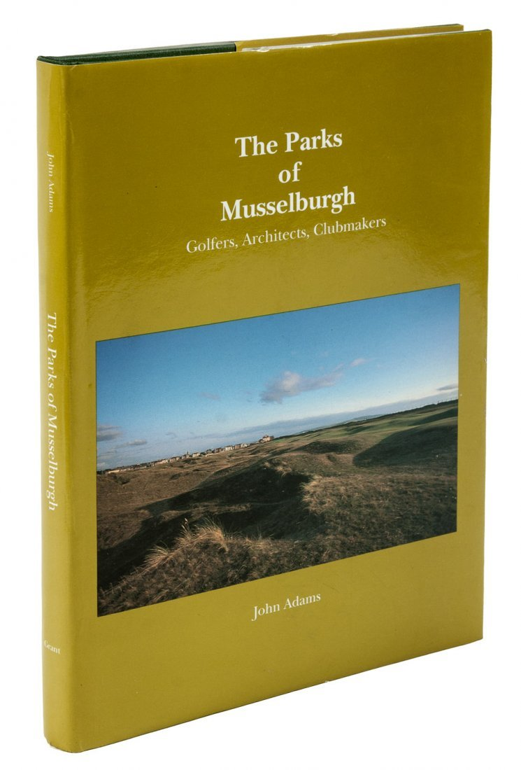 The Parks of Musselburgh inscribed