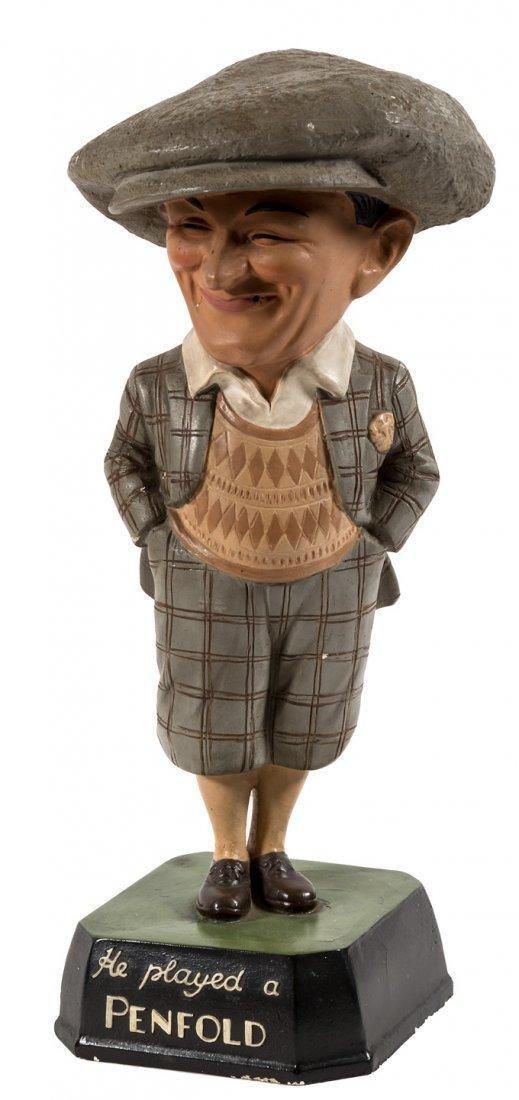 Penfold Man advertising statue, near fine
