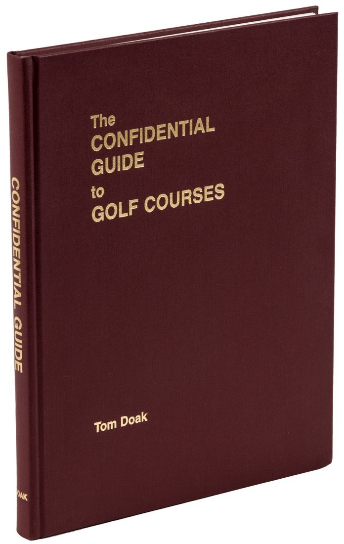 The Confidential Guide to Golf Courses 1/1000