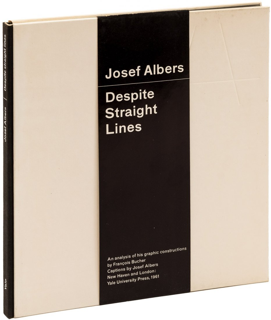 Inscribed by Josef Albers