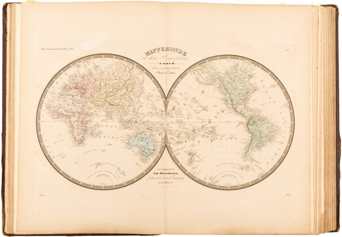 Atlas of the World 1875