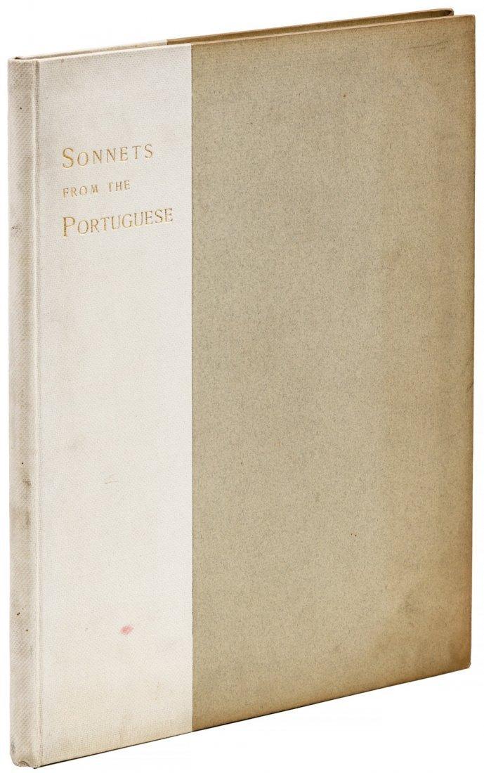 Sonnets of the Portuguese Roycroft Press