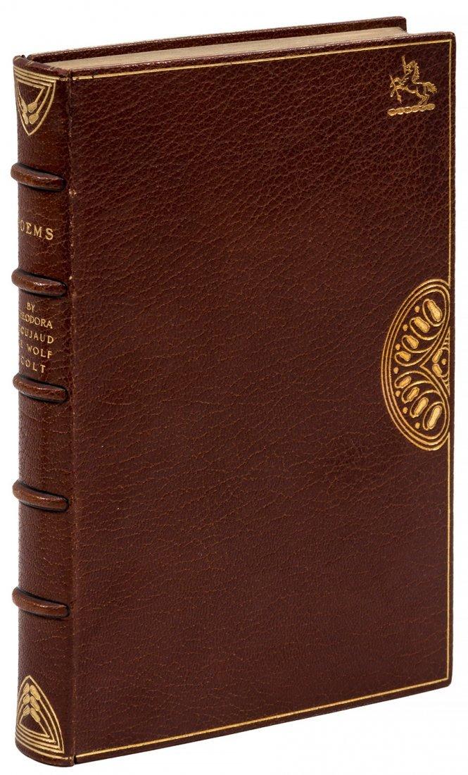 Theodora Goujad DeWolf Colt Poems Roycroft Press