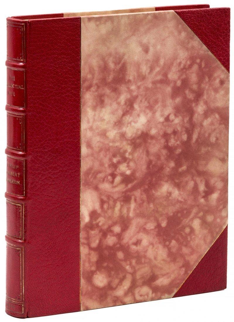 P.G. Hamerton The Intellectual Life Roycroft
