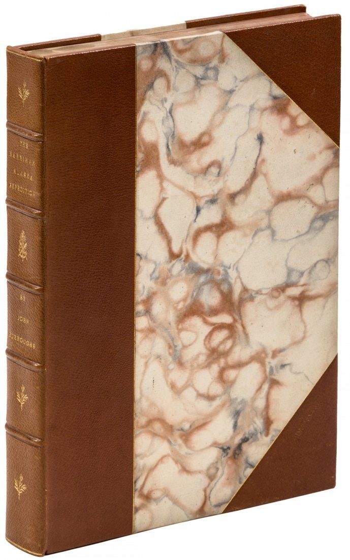 Inscribed by John Burroughs to Elbert Hubbard