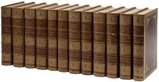 Sir Walter Scott's Waverley Novels Finely Bound