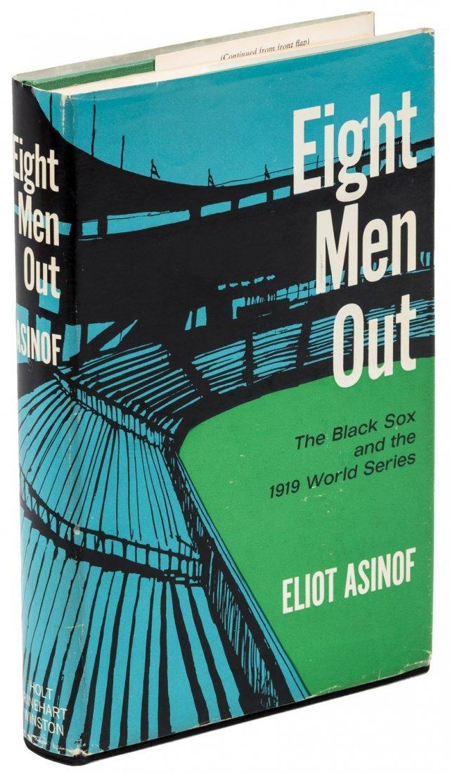 Eliot Asinof, Eight Men Out