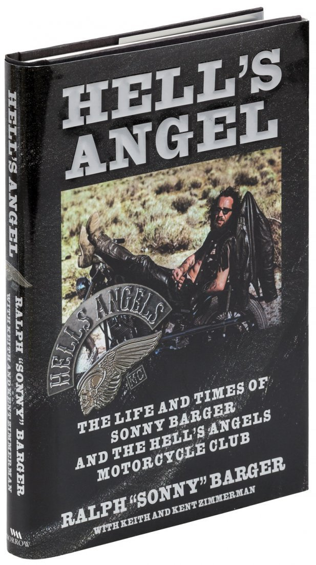 """Hell's Angels, Ralph """"Sonny"""" Barger"""