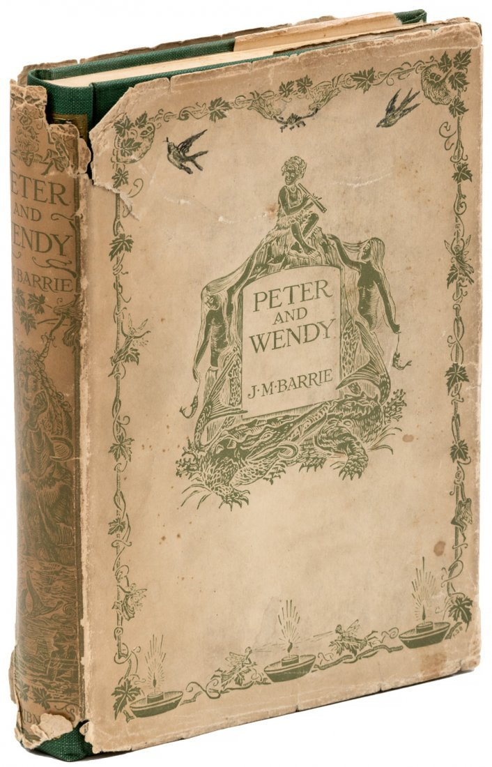 J. M. Barrie, Peter and Wendy